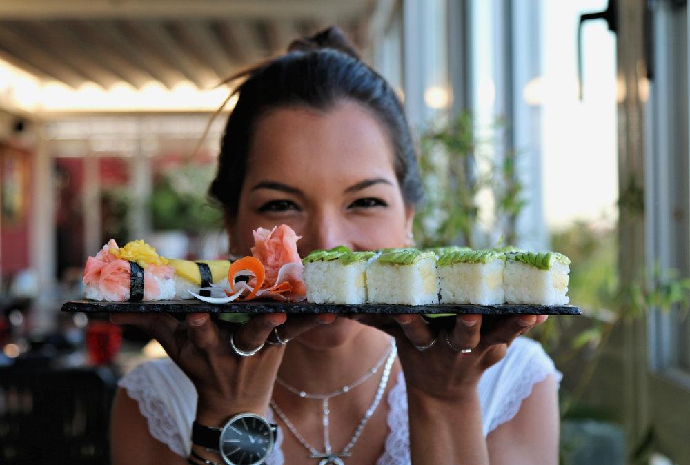 namazake sky lounge sushi bar marrakech