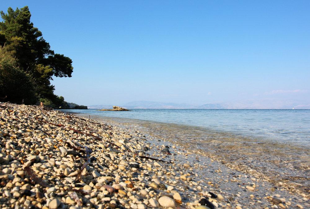 perama beach