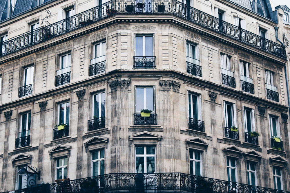 beautiful paris architecture