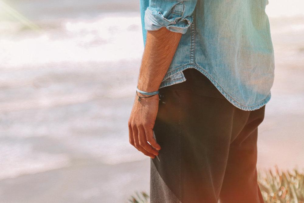 men bracelets pura vida photography ethical fashion beautiful photography sun light flare