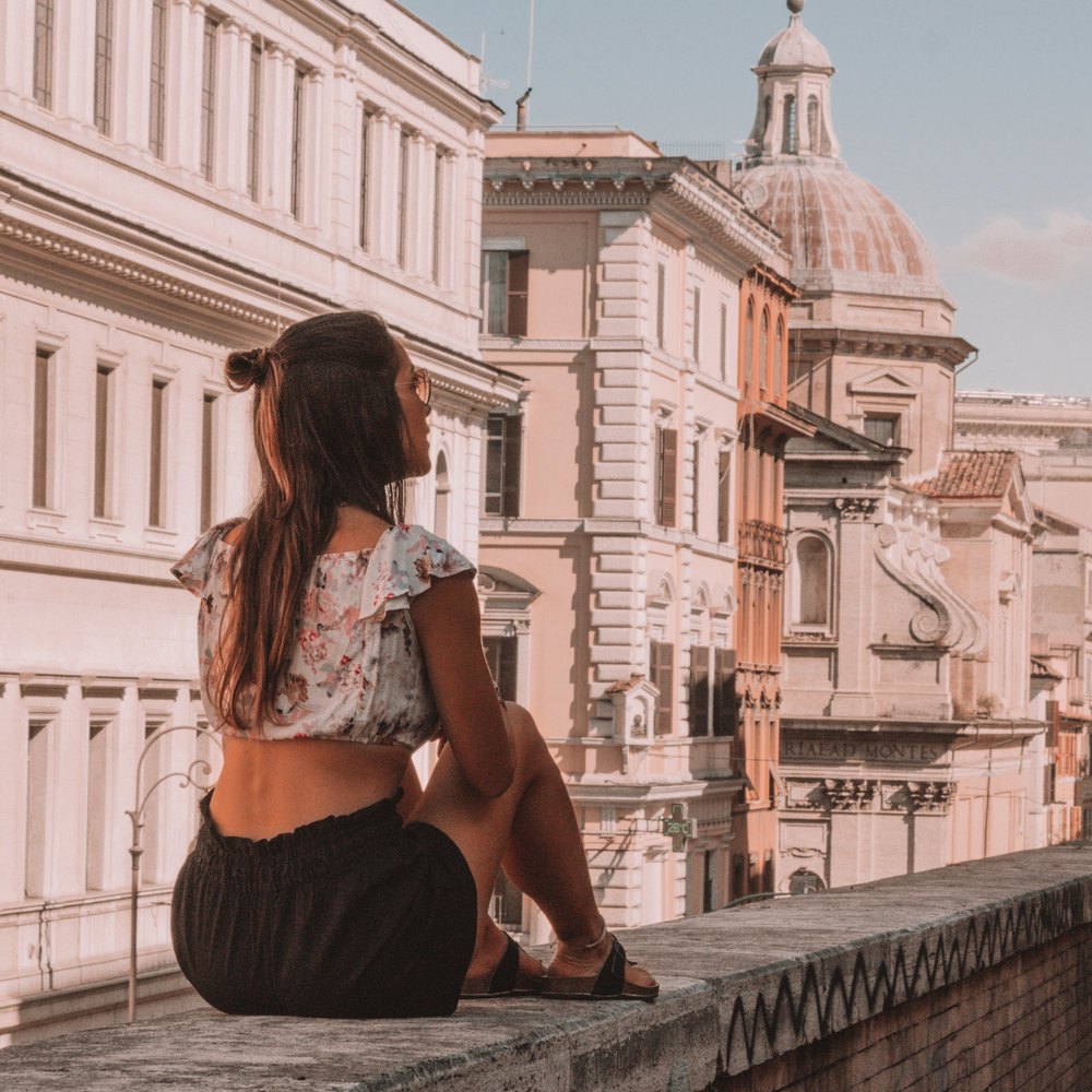 rome city world italy girl photography travel couples