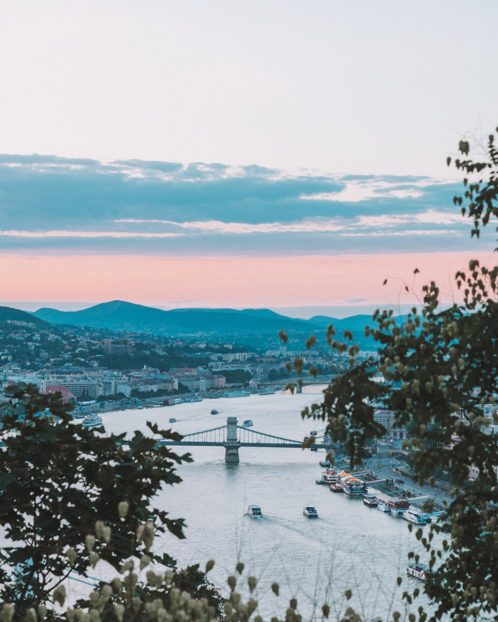 best place to watch sunset in budapest interrail freeoversea beautiful photos instagram couple travel world