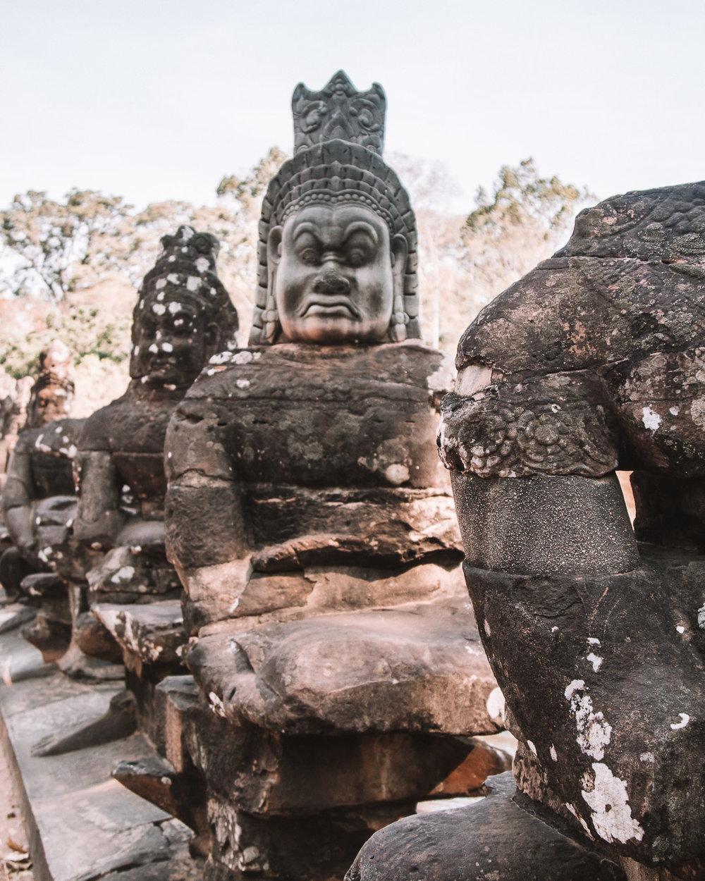 angkor wat temples siem reap