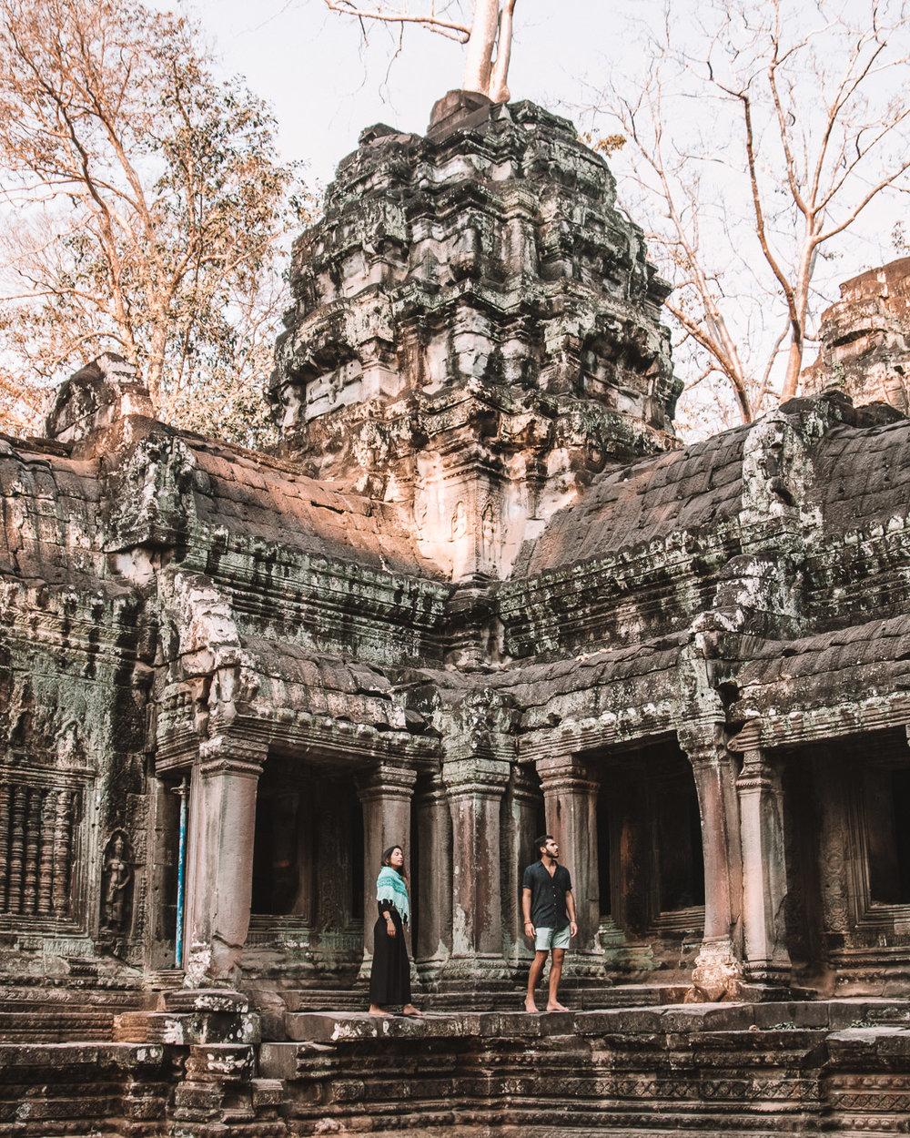 cambodia temples beautiful