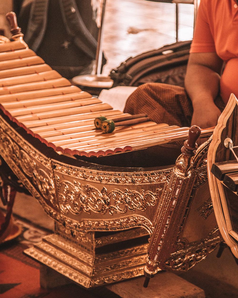 traditional music siem reap