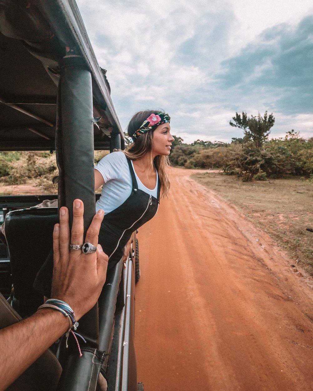 Yala national park Chena Huts uga escapes safari ride experience wildlife adventure photography