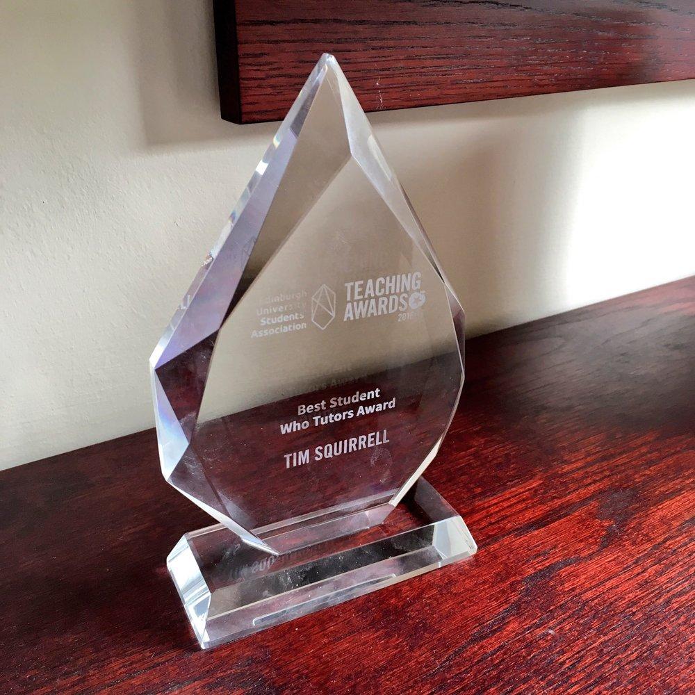 EUSA-teaching-award