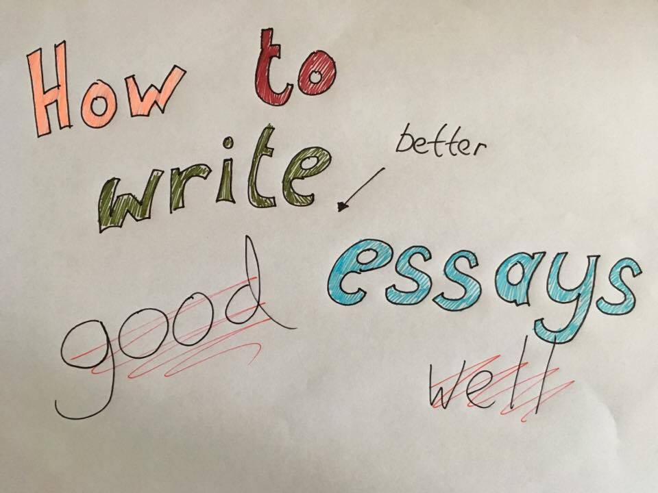 How to write better essays now in video form tim squirrell