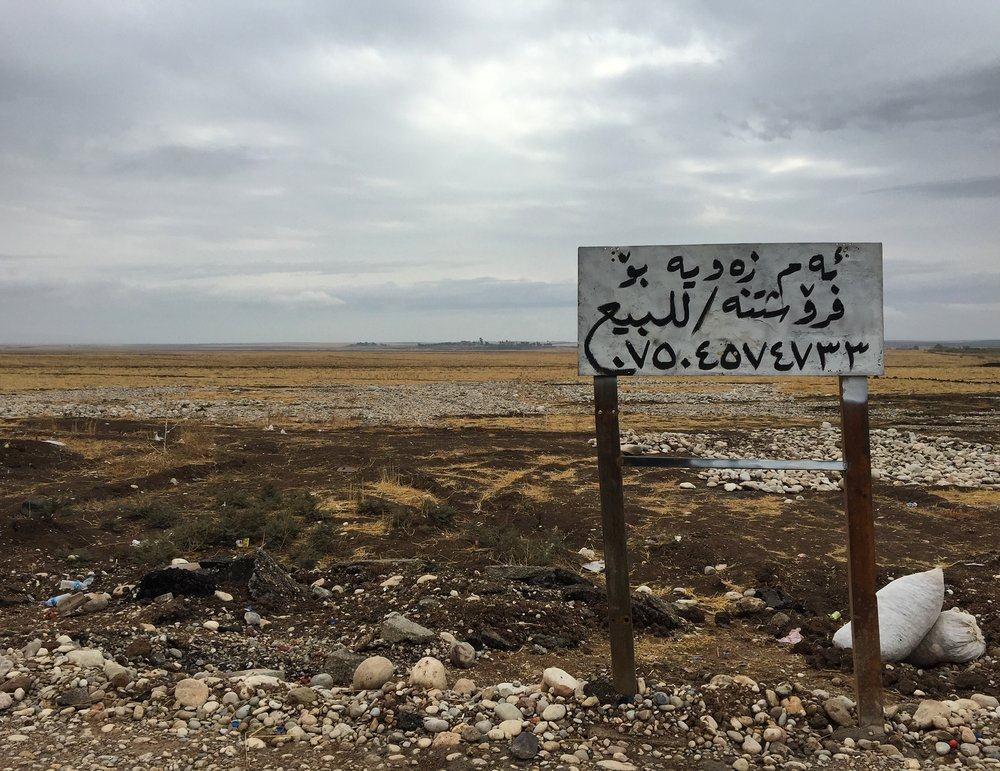 "DOHUK | ""Land for Sale"""