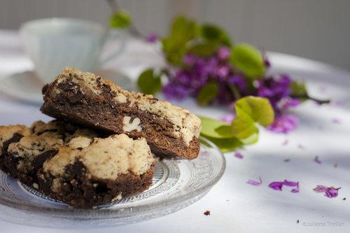 Nos brookies réalisés par  Anaïs Cookies