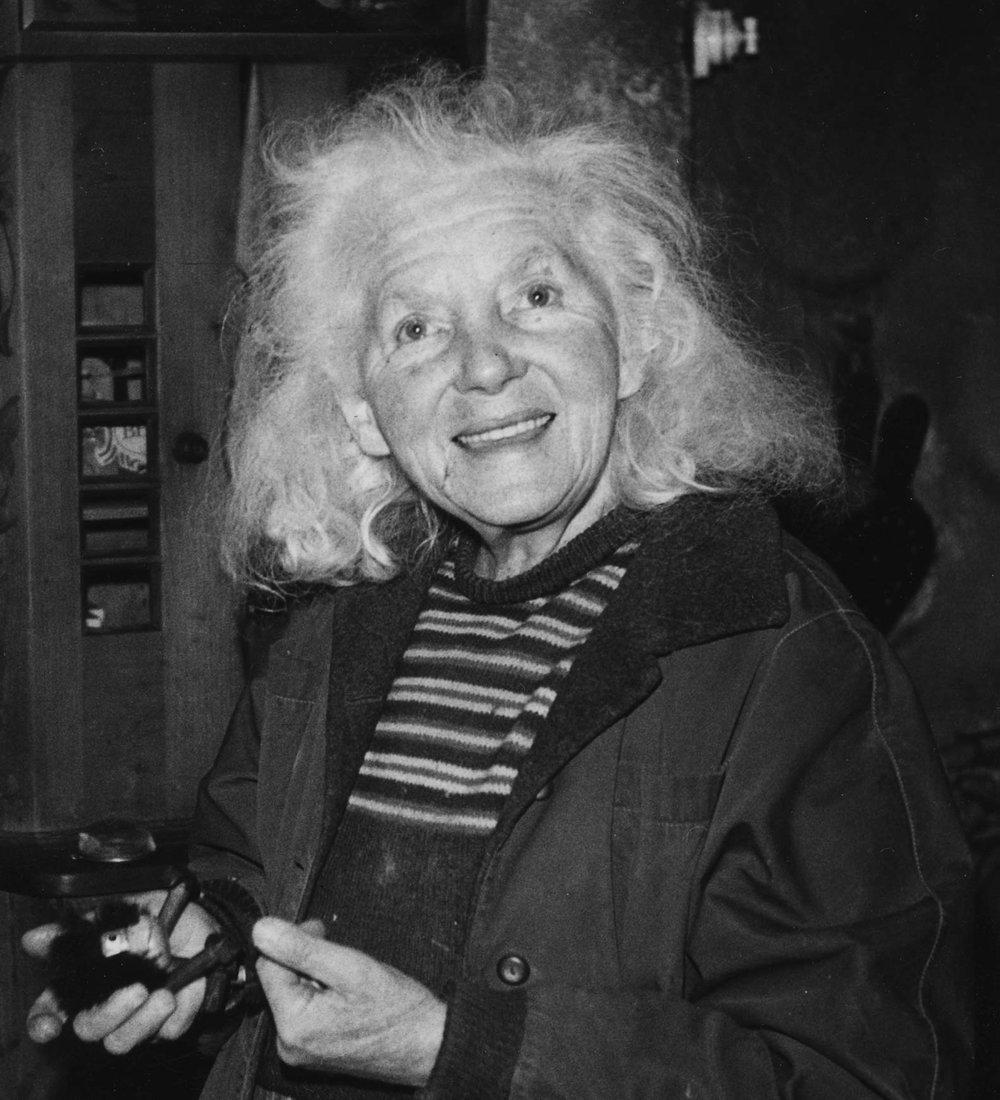 Mili Weber (1891–1978)