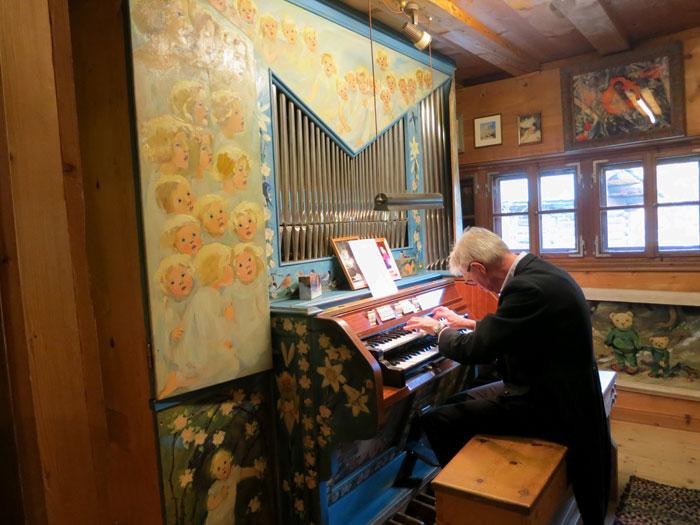 Musiker Pip (Wieslaw Pipczynski)