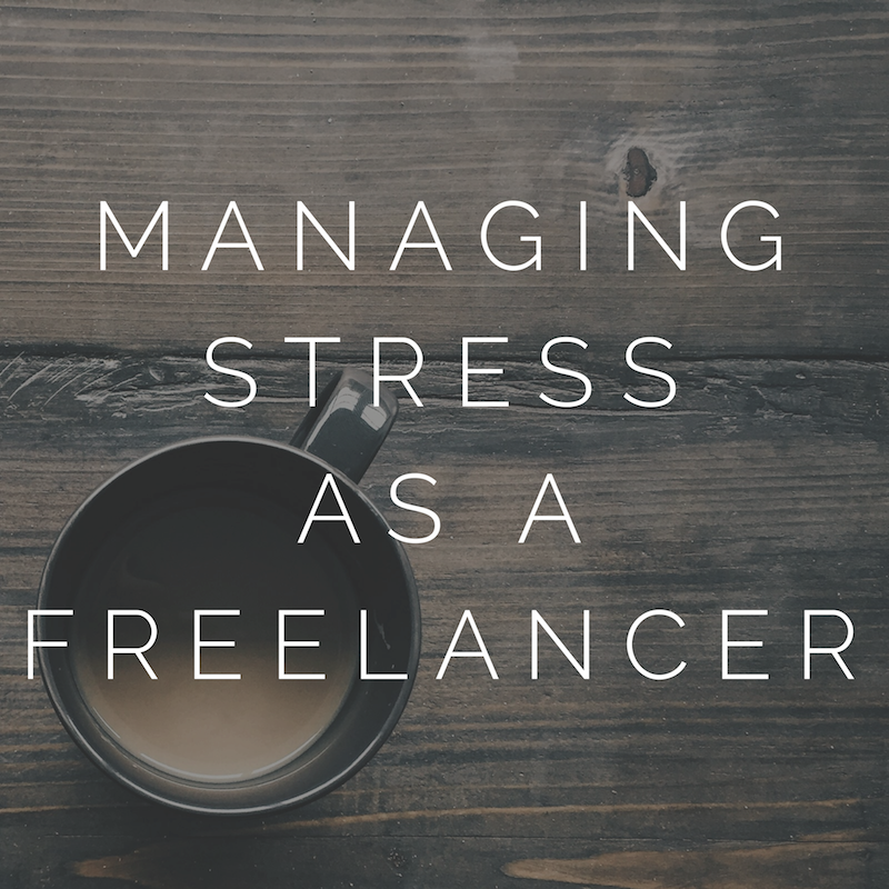 freelance stress blog tips tricks