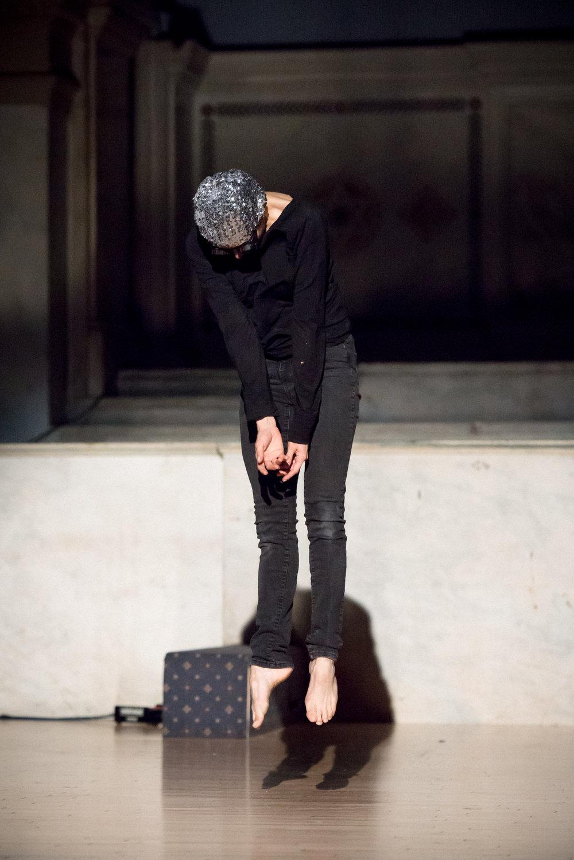 Photography Ian Douglas  Featured Artist Christine Bonansea Saulut