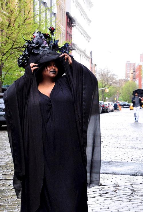 Mama Blackness Returns
