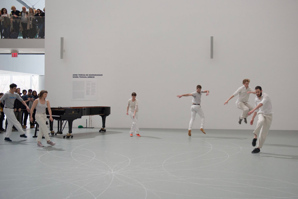 The Spectators Proximity Defines a New Space for Performance