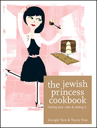 "Book 1:  The Jewish Princess Cookbook, Having Your Cake and Eating It  A combination of cooking, culture and comedy this is a ""MUST HAVE"" for any kitchen. The Jewish Princess Cookbook is a one of a kind. I am your friend in the kitchen, who not only gives you fantastic, easy recipes but actually chats to you and makes you laugh while you cook. You will learn about Jewish cuisine and Princess Couture Cooking.   Book 1 Amazon link."