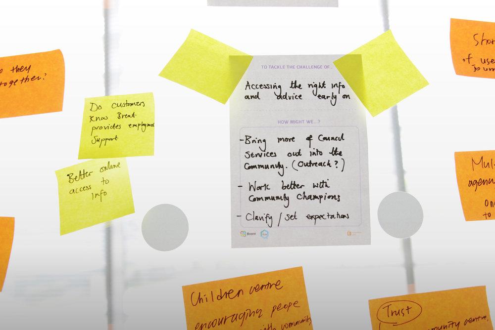 Capability building workshop - Idea generation