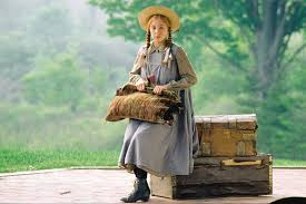 Anne from Anne of Green Gables