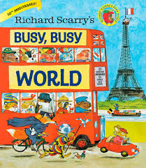 busy busy world