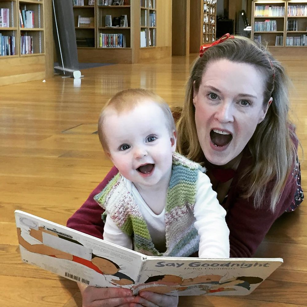 Me and My Niece, Rosie in the dlr Lexicon Library
