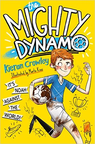 Cover of Mighty Dynamo