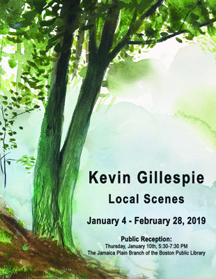 Kevin Gillespie: Local Scenes