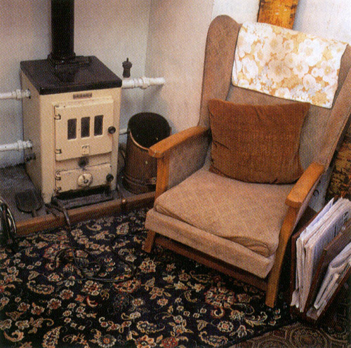 Granddad's Parlour Chair