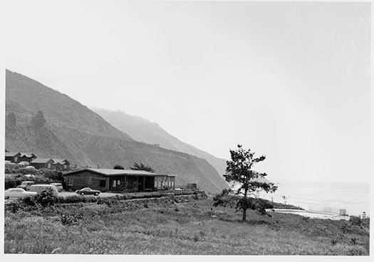 Esalen Lodge, early 60s