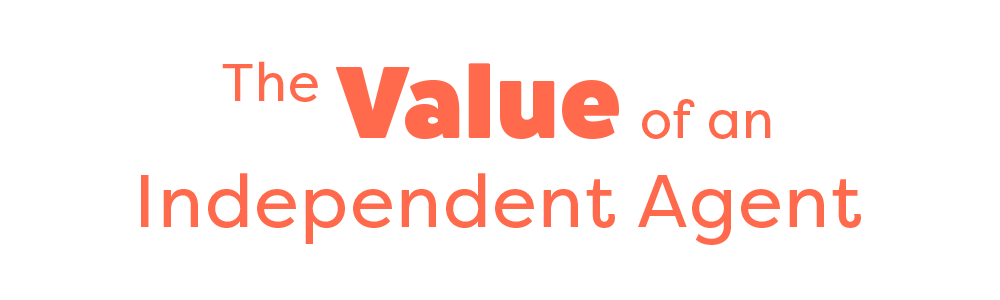 The value of an independent agent