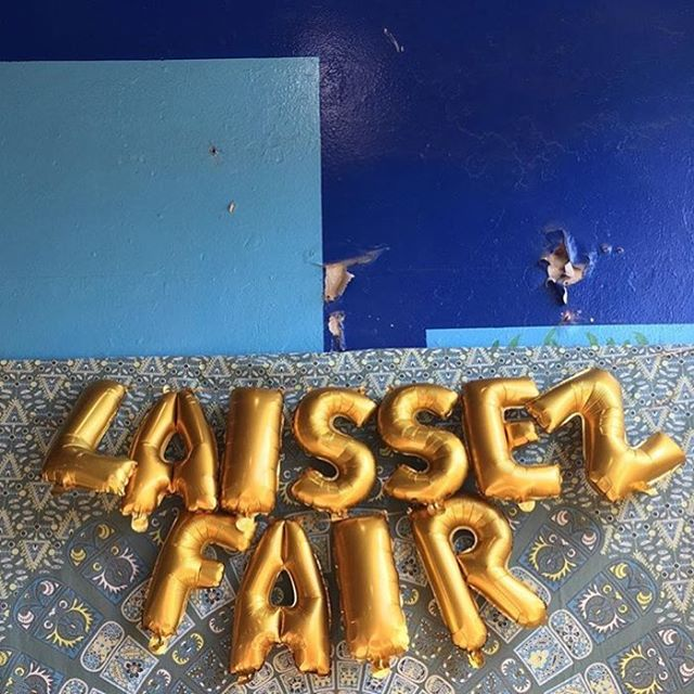 Get ready for the Laissez Fair Threepeat!! Applications for the @laissezfairtx Fall 2017 market are now open 🙏 Follow the link in bio to apply, space is limited.