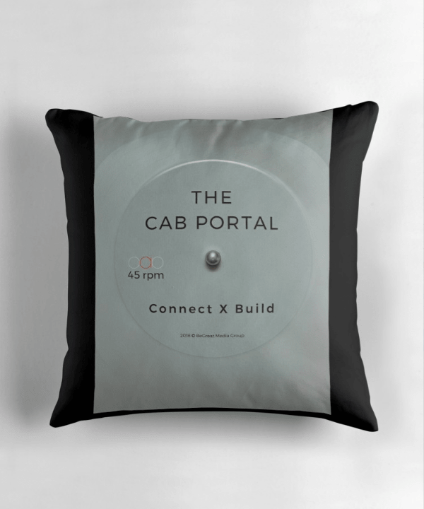 CAB Pillow - $20.00