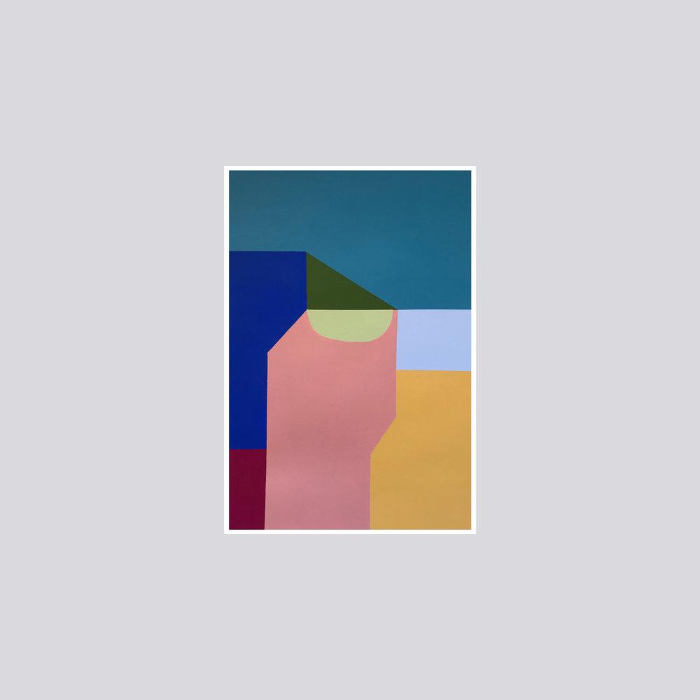 SOLD - 'Kaleidoscopic mind'