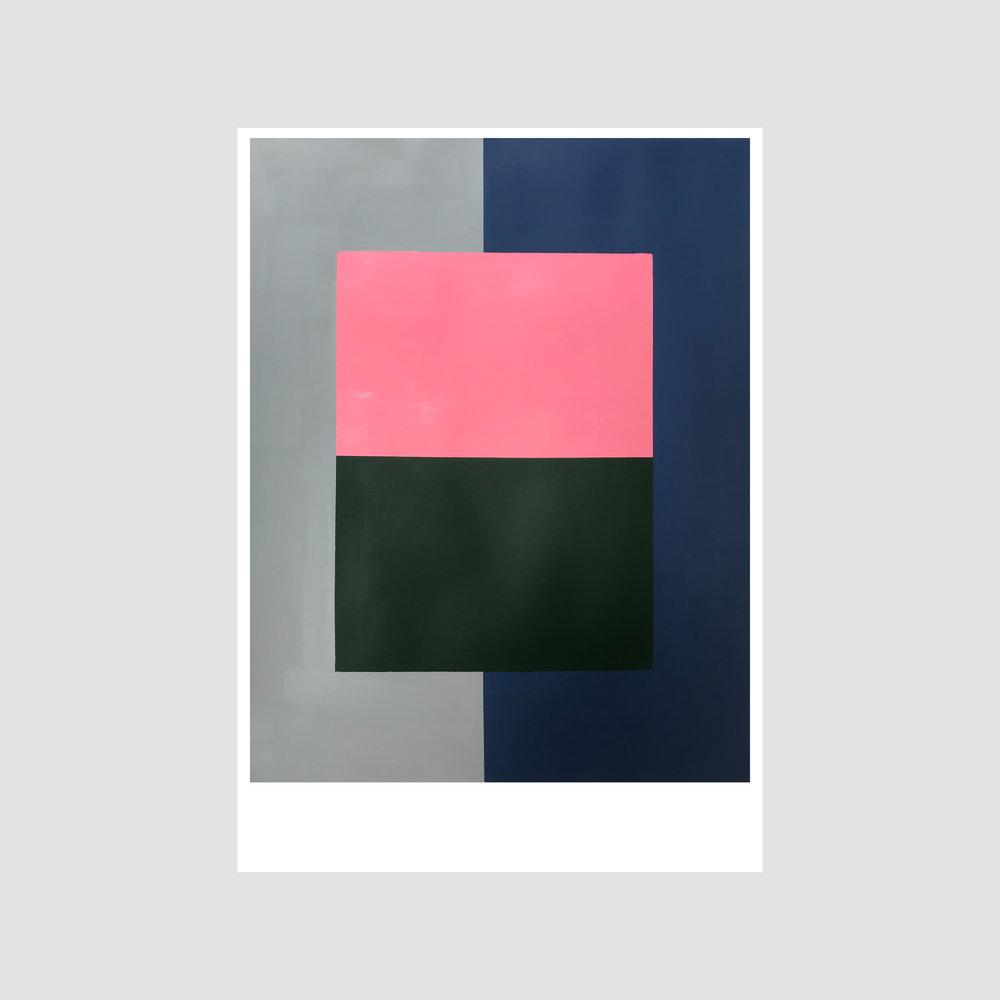 SOLD - 'Colour palette series no.4'