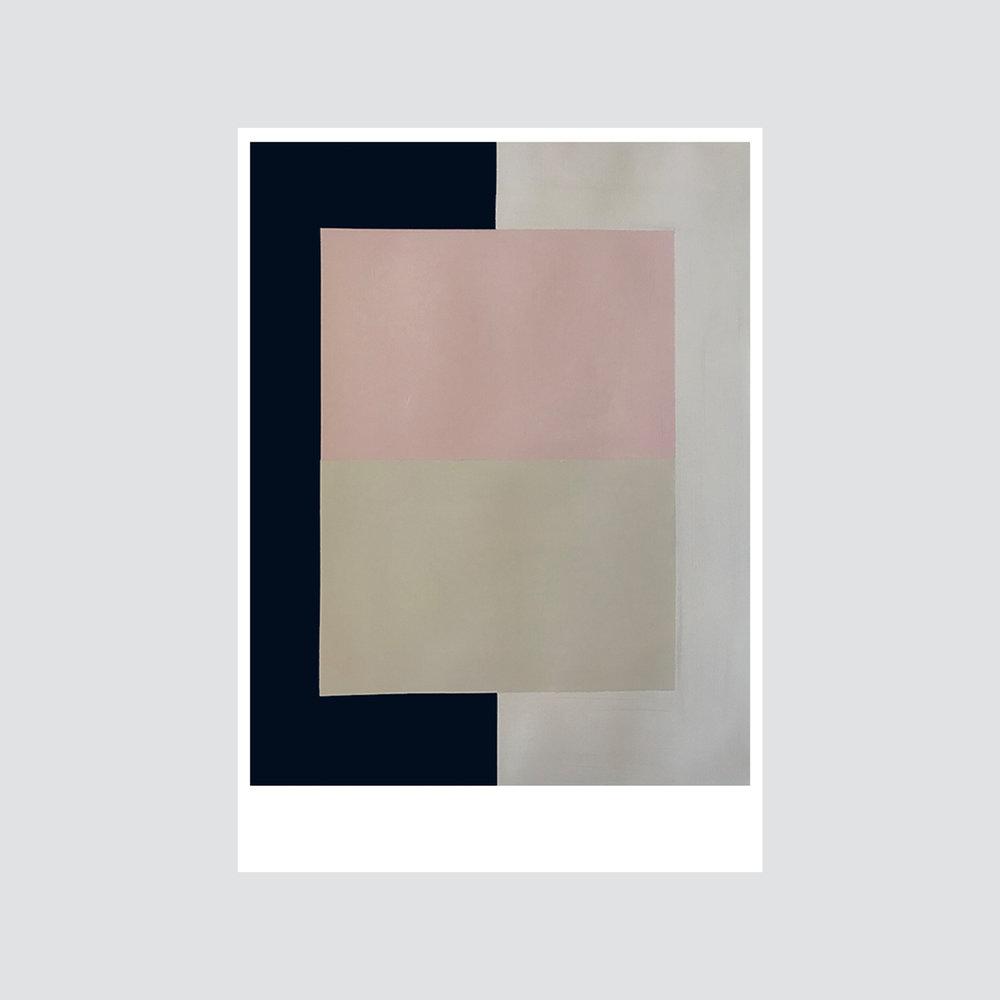 SOLD - 'Colour palette series no.7'