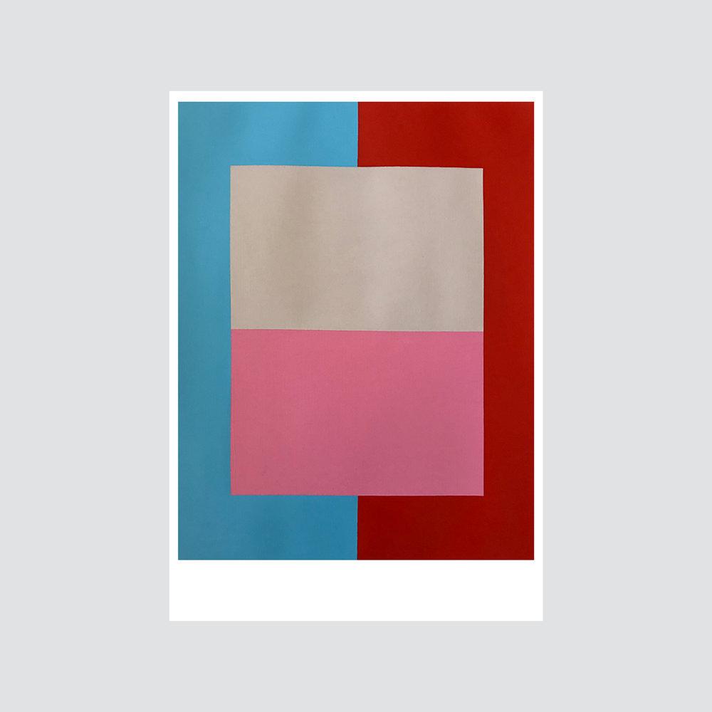 SOLD - 'Colour palette series no.8'