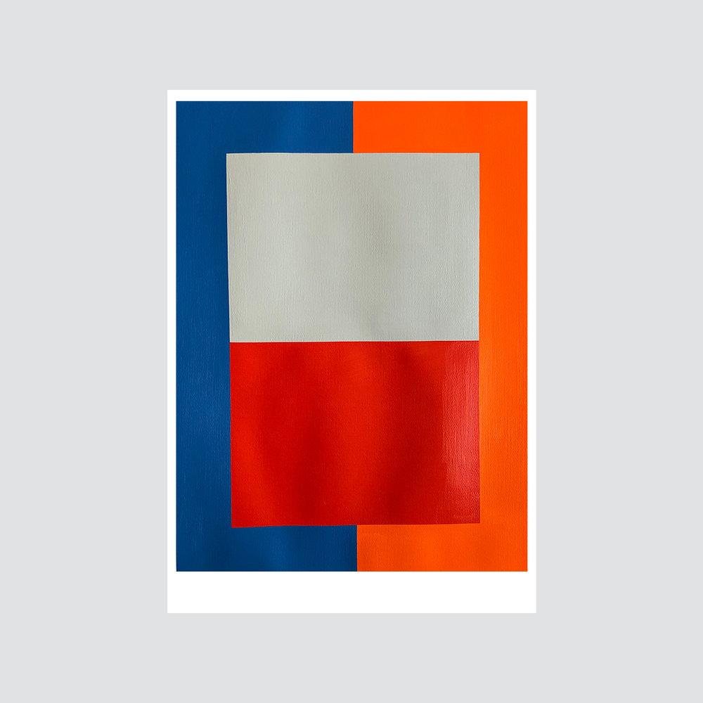 SOLD - 'Colour palette series no.17'