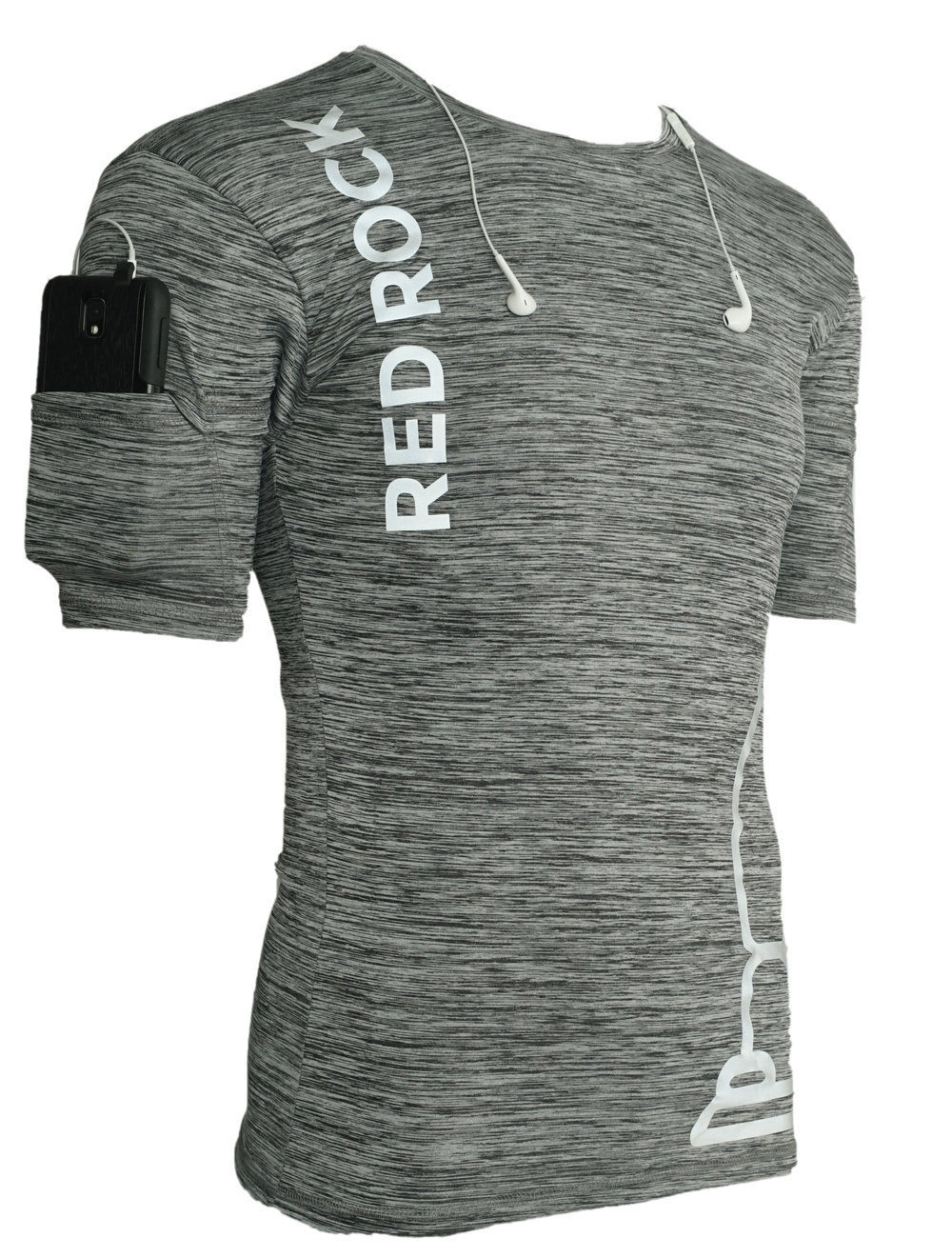 Men's Bryce Short Sleeved Running Shirt  -