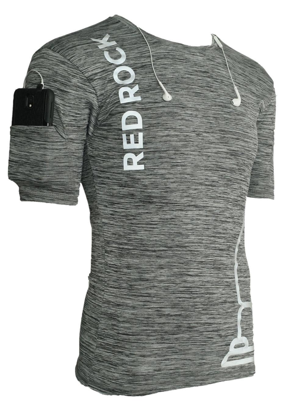 Men's Bryce ShortSleeved Running Shirt -