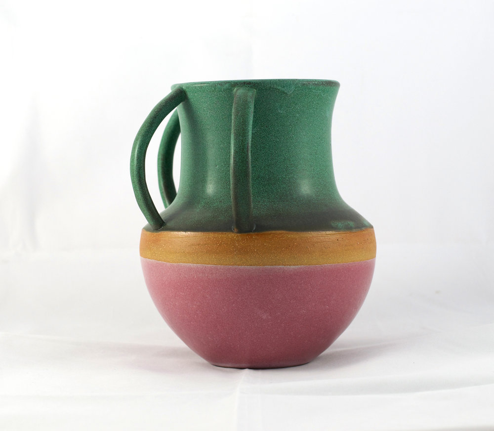 4-handled vessel
