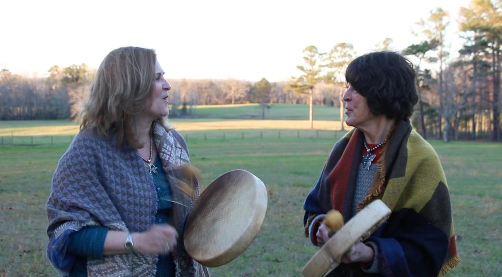 ME and Celia Druming (1).jpg