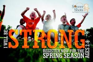 Soccer shots spring season