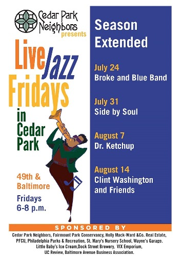 CPN Jazz Flyer 1 Extension Small
