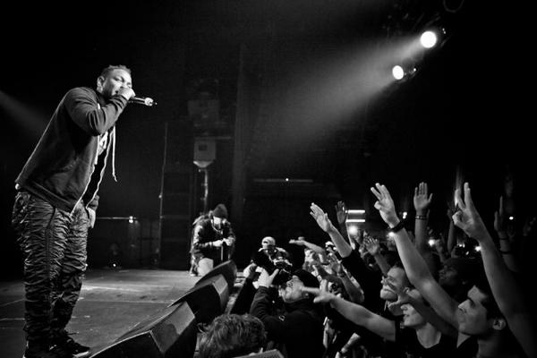 iConnectivity Artist, Kendrick Lamarr Live (image credit unknown)