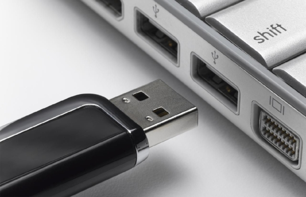 The Ubiquitous USB connection