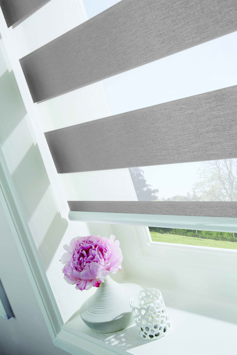 in top all motorized decorating has are your d cor pleated home kitchener blinds us window needs