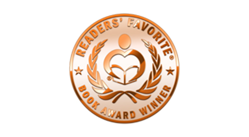 - 2017 Readers' Favorite Bronze Medal Winner in the Romance - Fantasy/Sci-Fi Genre.
