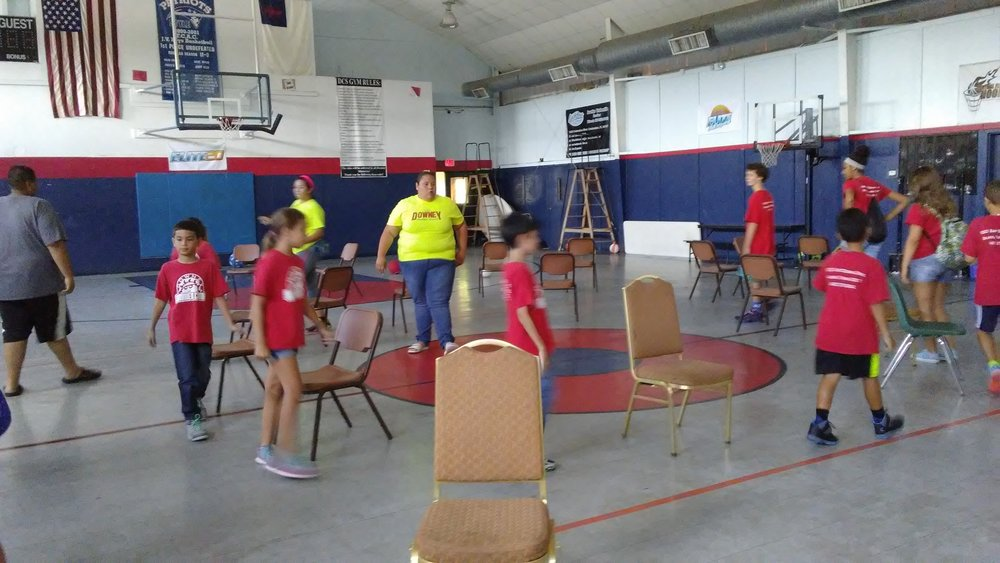 Indoor Games & Activites