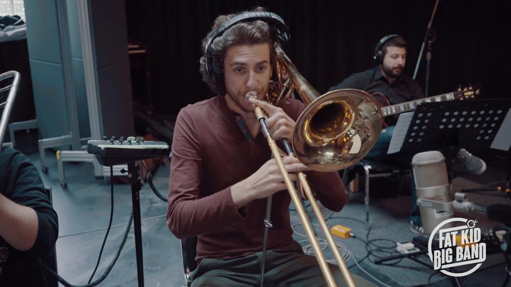Olivier- bass trombone