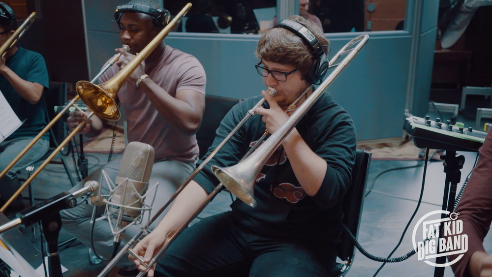 Modibo & Alex- trombone